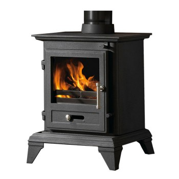 Defra Approved StovesClassic 5 Cleanburn Multi Fuel Stove