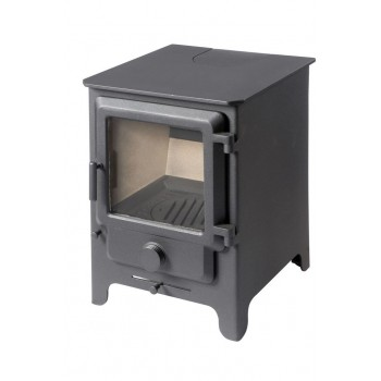 Defra Approved StovesMerlin Midline Multi Fuel Stove