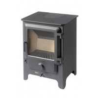 Merlin Slimline Multi Fuel Stove