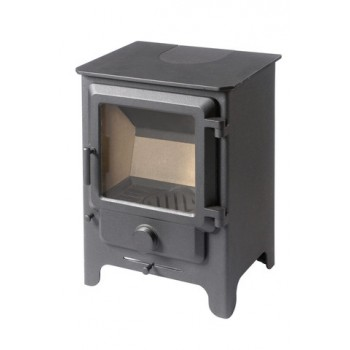 Defra Approved StovesMerlin Slimline Multi Fuel Stove