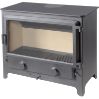 Merlin Widescreen Multi Fuel Stove