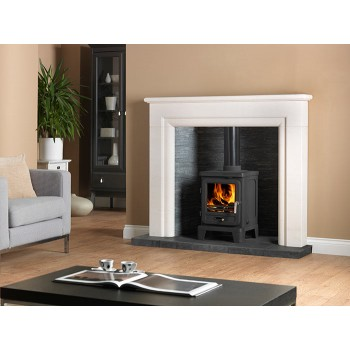 Defra Approved StovesVega Edge 100 Wood Burning Stove