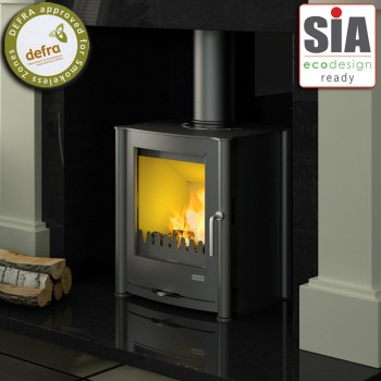Defra Approved StovesFIREBELLY FB ECO MULTI-FUEL / WOOD BURNING STOVE