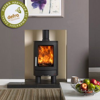 Defra Approved StovesACR NEO 1F ECO WOOD BURNING STOVE